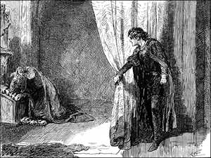 the killing opportunities presented to hamlet Madness in hamlet in hamlet, by shakespeare, the theme of madness is a prevalent theme which is portrayed through several characters in the play the initial point at which madness is evident is when hamlet is left to seek revenge upon the murderer of his father.